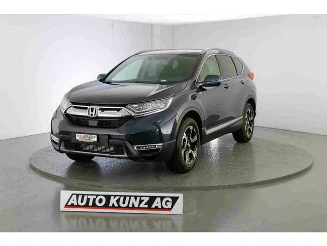 suv Honda CR-V 1.5 VTEC Executive Turbo 4WD Automat 2019