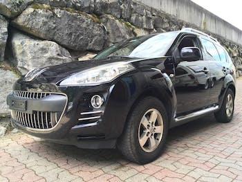 suv Peugeot 4007 2.2 HDi Platinum Edition