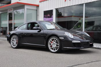 coupe Porsche 911 Carrera S