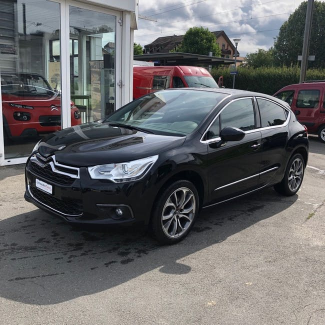 saloon DS Automobiles DS4 1.6 THP Faubourg Addict Automatic