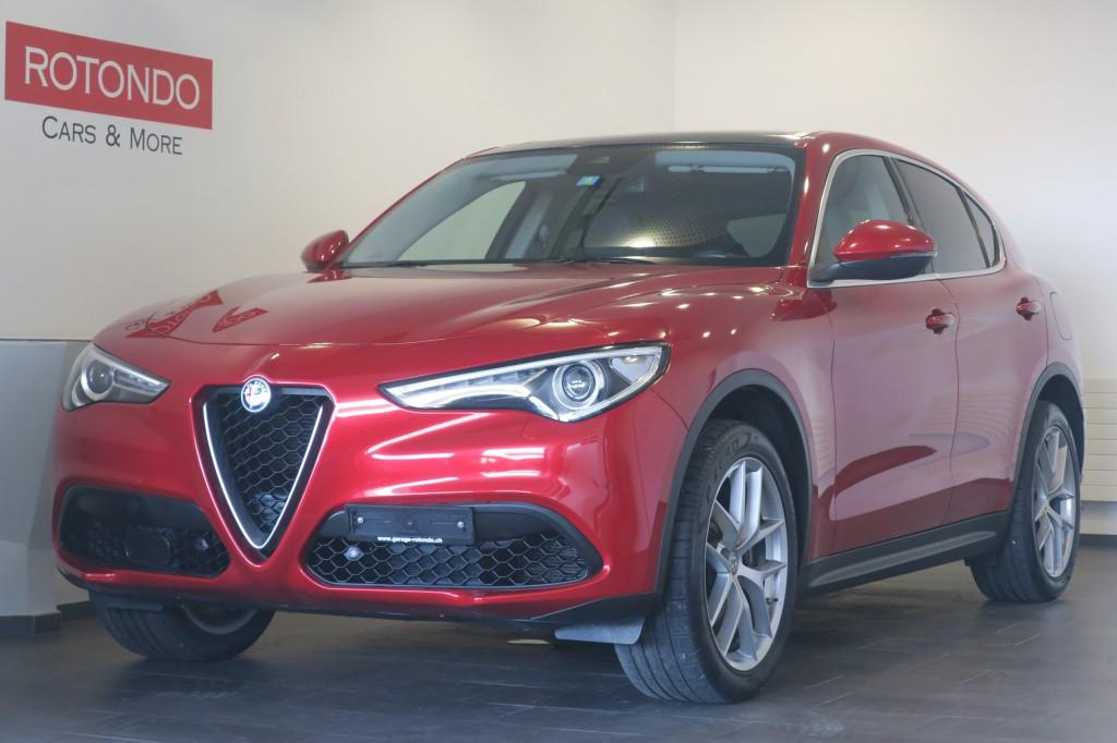 Alfa Romeo Stelvio First Edition >> Buy Suv Alfa Romeo Stelvio 2 0 First Edition Q4 Automatic On