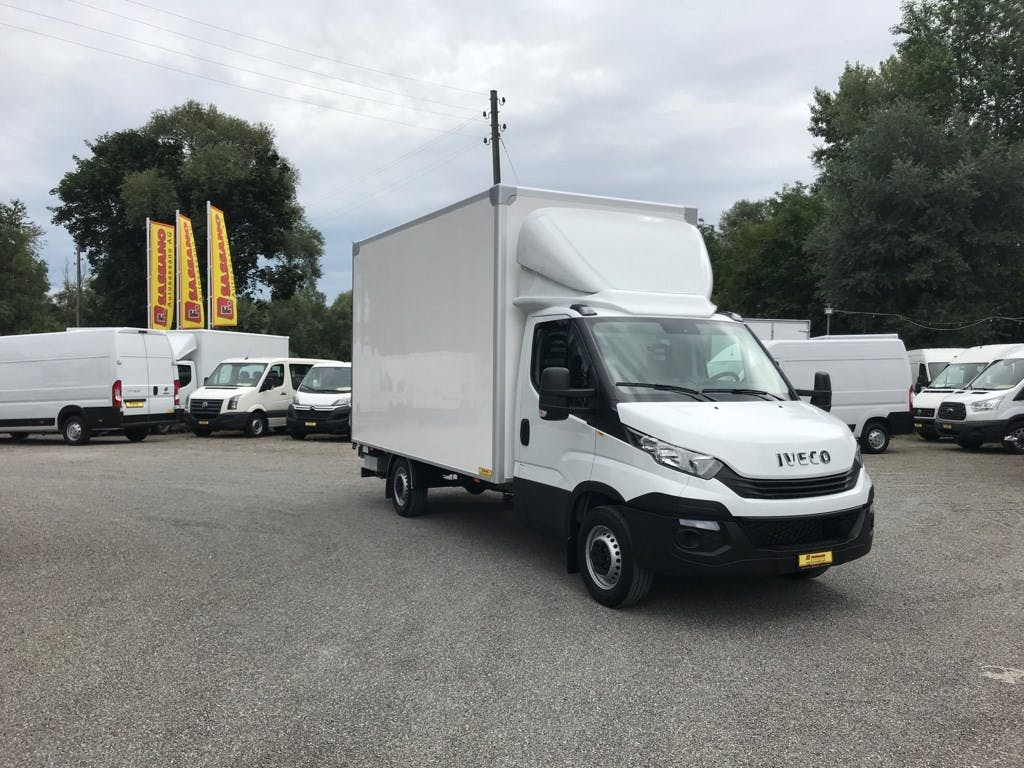 pickup Iveco Daily / Turbo Daily DAILY 35 S 16 Möbelwagen mit Hebebühne