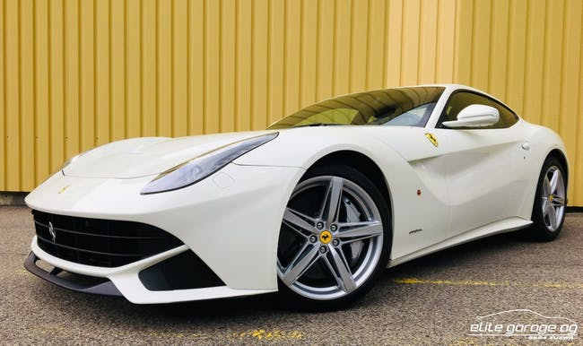 coupe Ferrari F12 Berlinetta