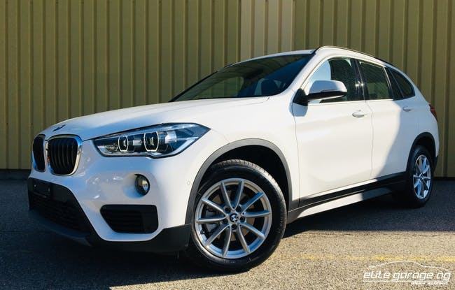 suv BMW X1 xDrive 18d Essential Edition Steptronic