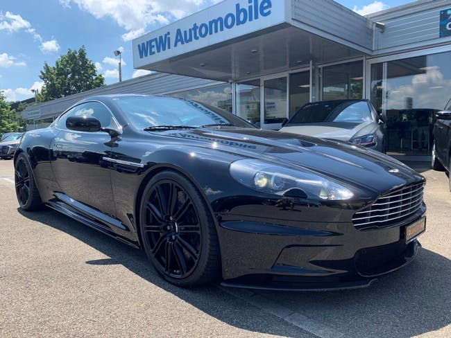 coupe Aston Martin DB9/DBS DBS Coupé Touchtronic 2