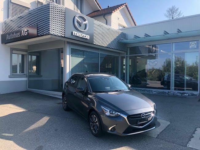 saloon Mazda 2 SKYACTIV-G 115 Revolution