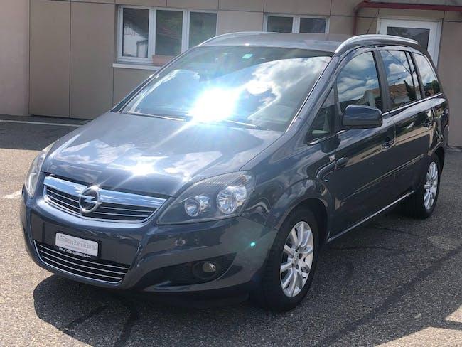 van Opel Zafira 1.8i 16V Anniversary Edition