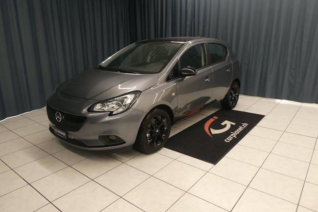 saloon Opel Corsa 1.0 Turbo Black Ed.