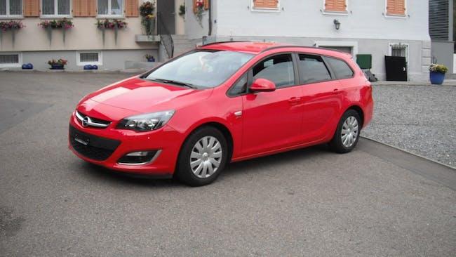 estate Opel Astra SportsTourer 1.7 CDTi ecoFLEX Active Edition