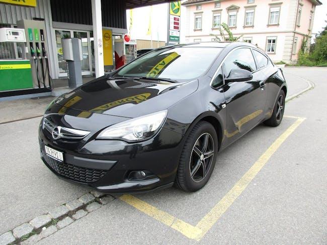 coupe Opel Astra GTC 1.4i 16V Turbo Sport