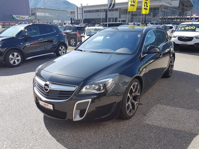 estate Opel Insignia Sports Tourer 2.8 Turbo OPC Unlimited 4WD Automatic