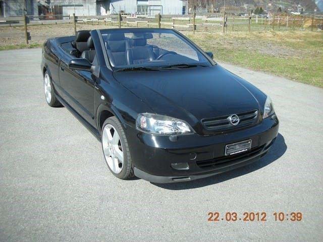 cabriolet Opel Astra Cabriolet 2.0i 16V Turbo