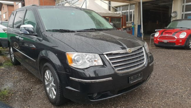 saloon Chrysler Voyager Grand 3.8 Limited Automatic