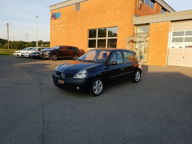 saloon Renault Clio 1.4 16V Dynamique Luxe