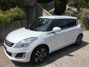 saloon Suzuki Swift 1.2i 16V PizSulai Top 4x4