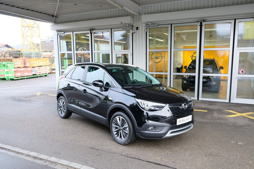 suv Opel Crossland X 1.2i TP Ultimate Automatik