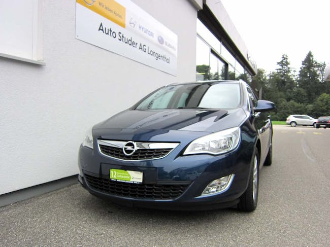 estate Opel Astra J Sports Tourer 1.6 T Cosmo