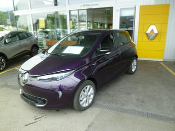 saloon Renault Zoe R110 Limited