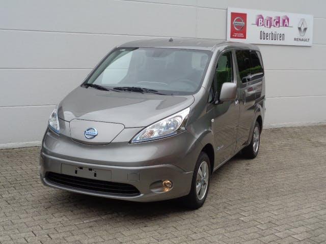 pickup Nissan NV200 e-Evalia inkl.batt.