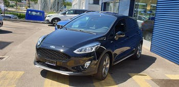 saloon Ford Fiesta 1.0 EcoB Active+