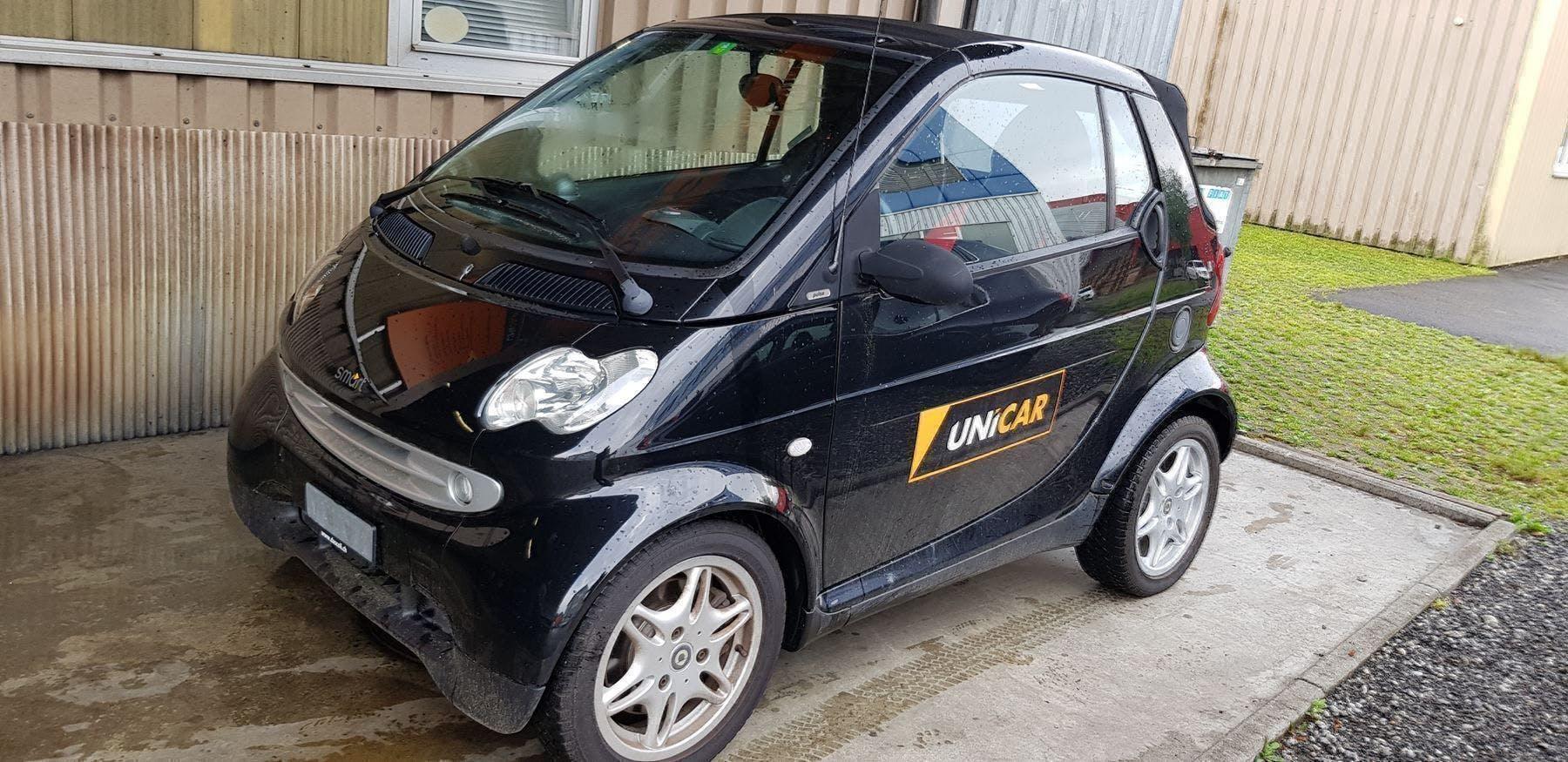 cabriolet Smart City/Fortwo City-Cabrio 600 61 Pulse