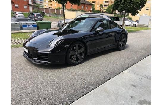 coupe Porsche 911 Carrera PDK