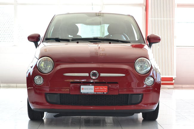 saloon Fiat 500 1.2 Sport