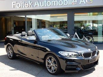 cabriolet BMW 2er M235i xDrive