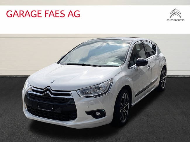 saloon DS Automobiles DS4 2.0 HDi Dark Top