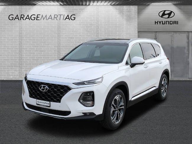 suv Hyundai Santa Fe 2.2 CRDi Vertex 4WD