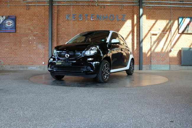 saloon Smart Forfour prime