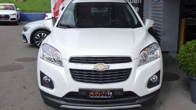 suv Chevrolet Trax 1.4 T LT 4WD