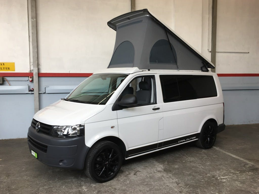 bus VW T5 2.0 TDI Camper 140 Ps 4motion 4x4 (Summermobil)