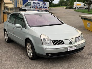 saloon Renault Vel Satis 3.5 V6 Initiale Automatic