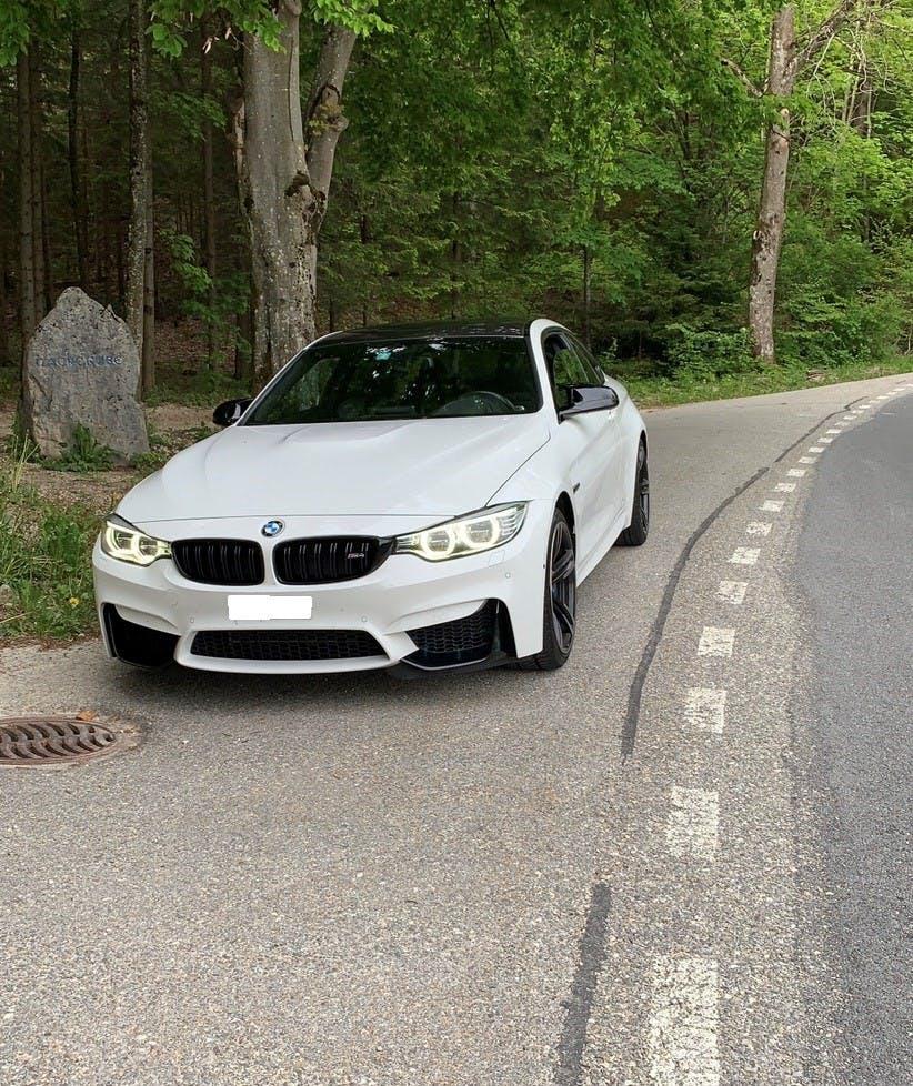 coupe BMW 4er M4 Coupé DKG