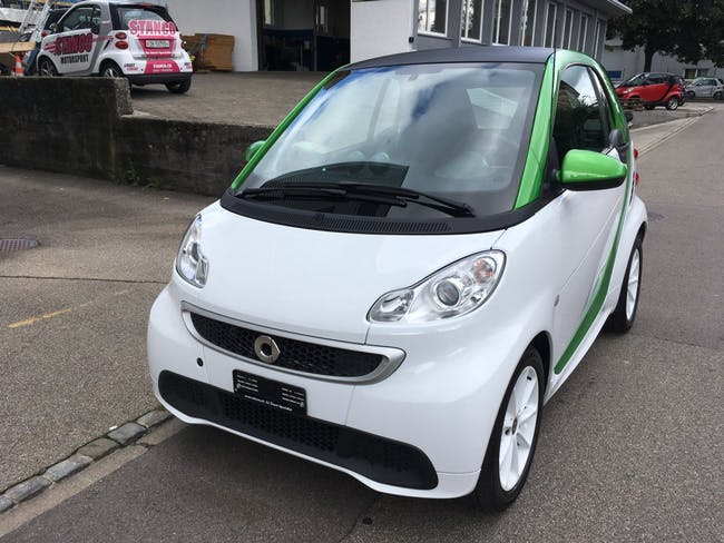 saloon Smart Fortwo electric drive