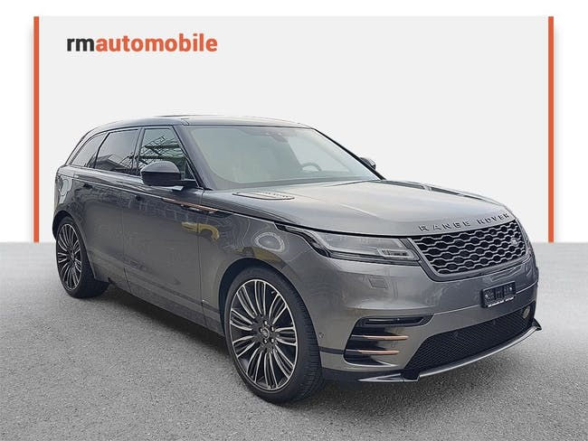 suv Land Rover Range Rover Velar D 300 First Edition Automatic