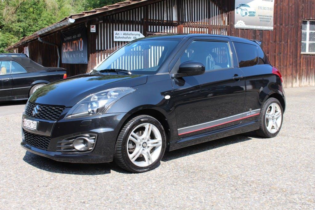 saloon Suzuki Swift 1.6i 16V Sport Sergio Cellano