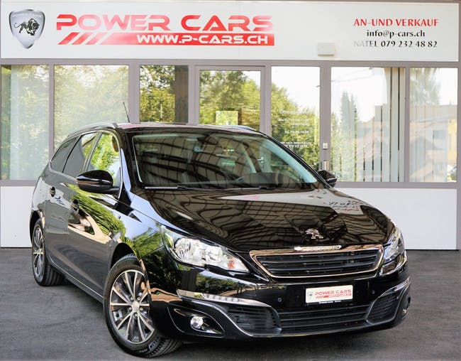 estate Peugeot 308 SW 1.2 THP Style Automatic
