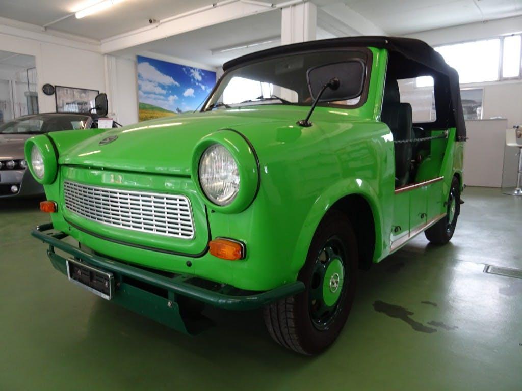 cabriolet Trabant 601 P601K