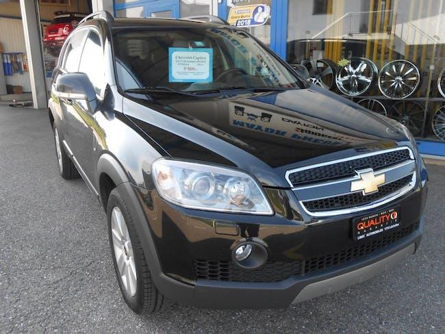 suv Chevrolet Captiva 2.0 VCDi LT 4WD