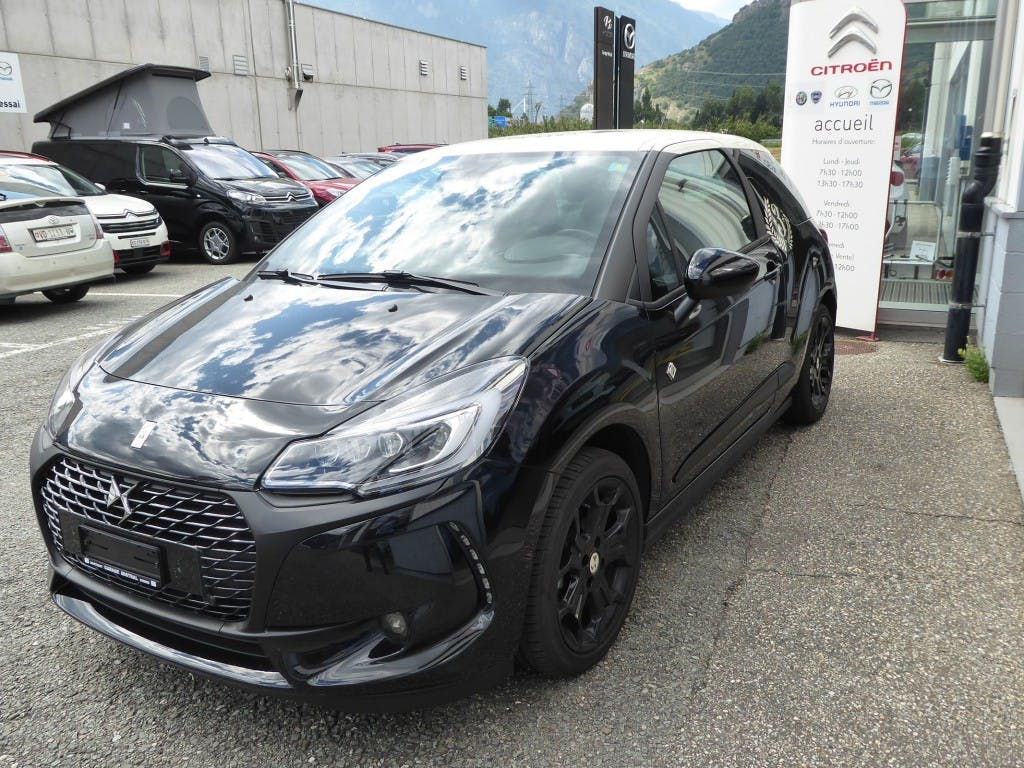 saloon DS Automobiles DS3 1.2 PureTech Cafe Racer EAT6