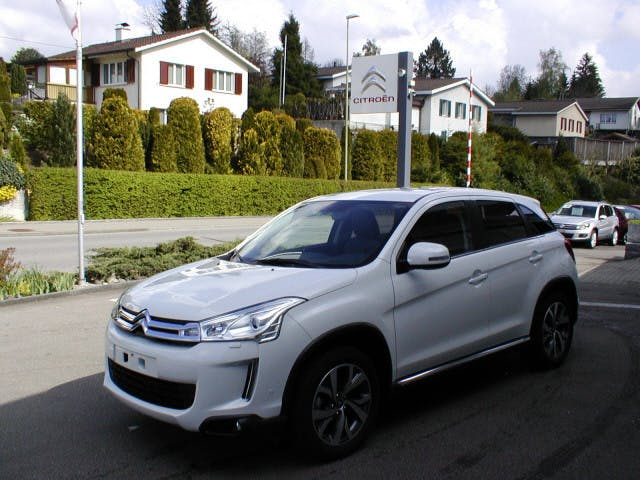 suv Citroën C4 Aircross 1.6HDi Exc4WD