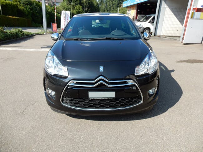 saloon DS Automobiles DS3 1.6 VTi SO Chic