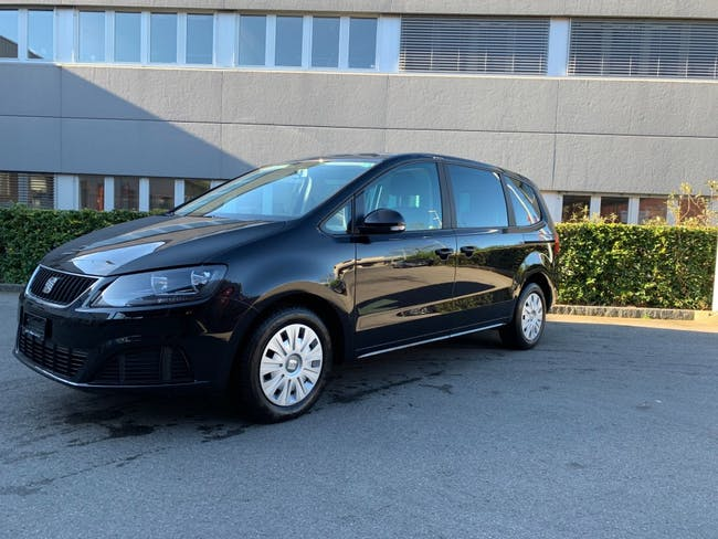 van SEAT Alhambra 2.0 TDI Reference Eco DSG