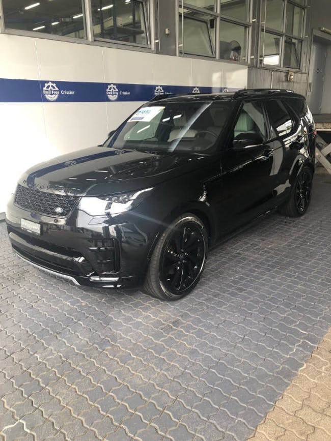 saloon Land Rover Discovery 2.0 Si4 HSE Luxury