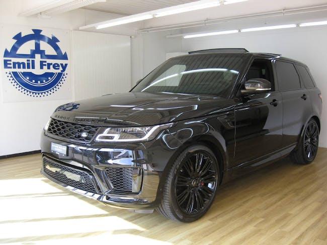saloon Land Rover Range Rover Sport 4.4 SDV8 Autobiography Dyn.