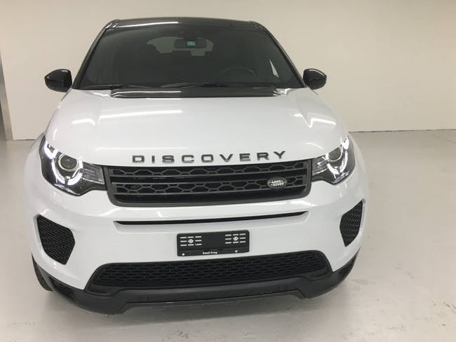 saloon Land Rover Discovery Sport 2.0 Si4 290 Dynamic