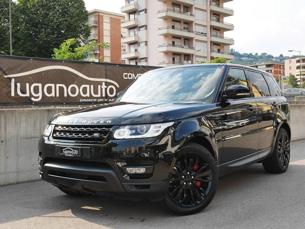 suv Land Rover Range Rover Sport 3.0 SDV6 HSE Dynamic Automatic