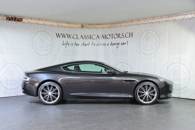 sportscar Aston Martin Virage Coupé V12 5.9-48 Touchtronic2